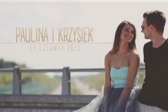Paulina i Krzysiek