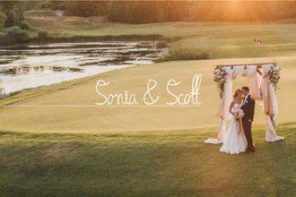 Zabezpieczony: Sonia i Scott