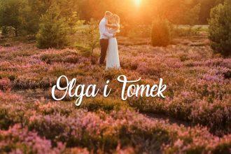 Zabezpieczony: Olga i Tomek